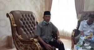 Wakil Bupati OKI, HM Djakfar Shodiq