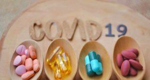 Ilustrasi obat antivirus untuk Covid-19 (sumber foto: Shutterstock)
